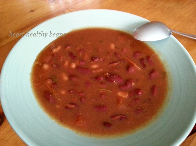Heart Healthy Colombian-Style Beans