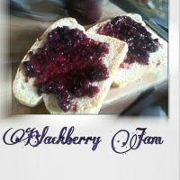 Honey and Thyme Blackberry Jam