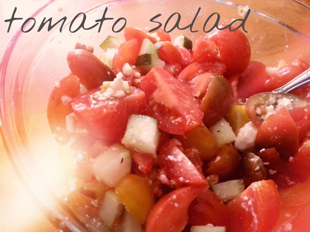 tomato salad b