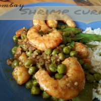 Bombay Shrimp Curry