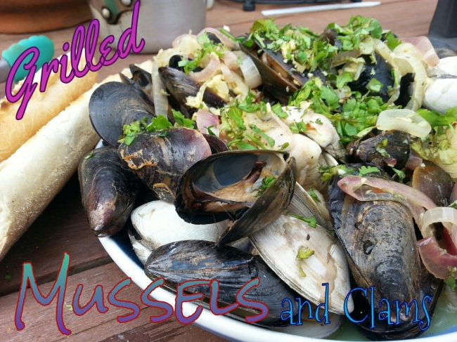 how to make mussels and clams