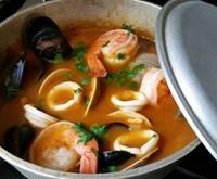 zuppa de mare