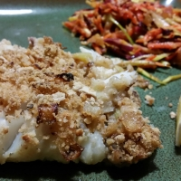 New England Style Baked Cod