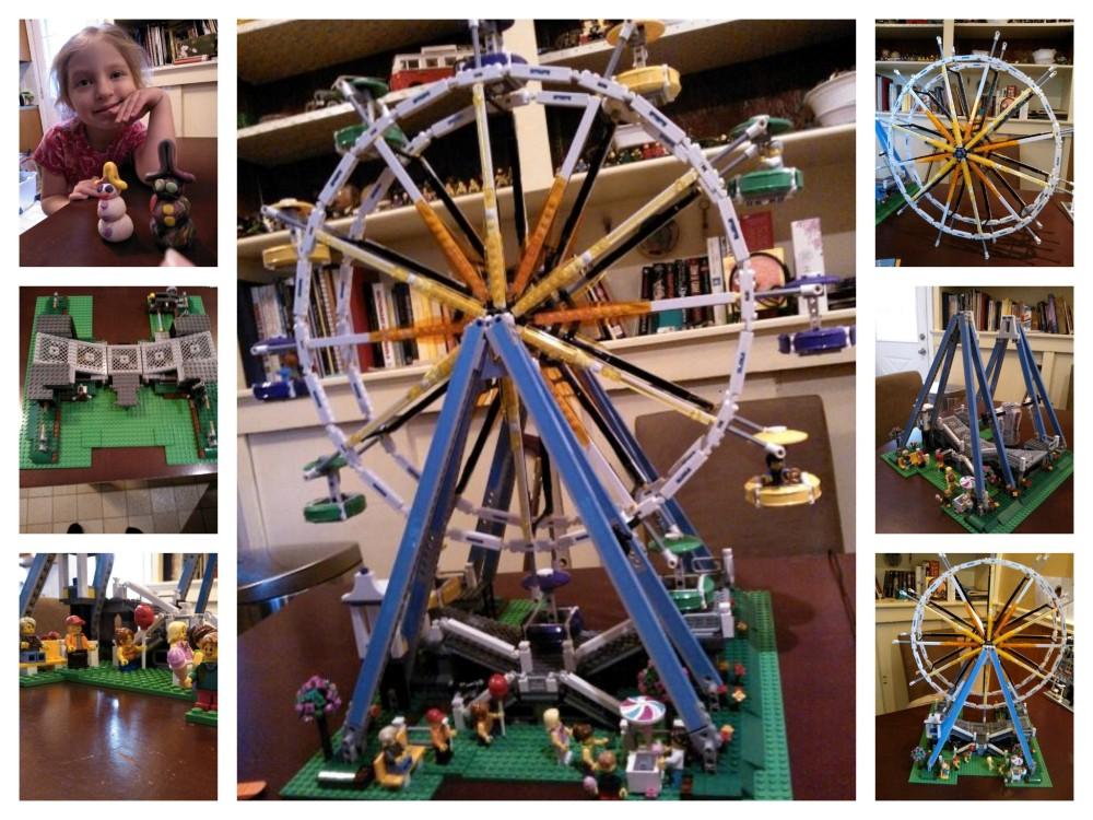 Peytons Lego Project