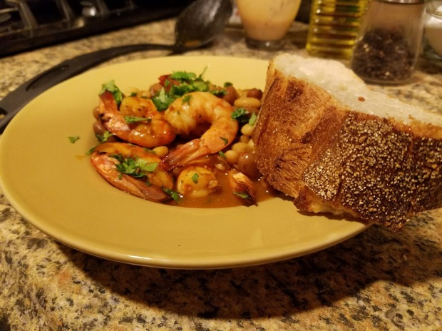 garlic-shrimp-with-white-beans3